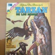 Tebeos: TARZAN Nº 339. NOVARO, 1973. LA MUJER PANTERA. Lote 231006955