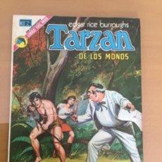 Tebeos: TARZAN Nº 342. NOVARO, 1973. LA MUJER PANTERA. Lote 231007345