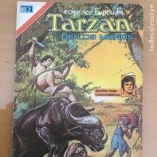 Tebeos: TARZAN Nº 382. NOVARO, 1974. COLCONDA. Lote 231008620