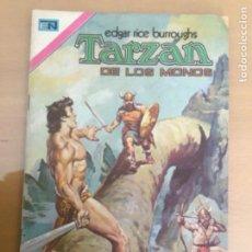 Tebeos: TARZAN Nº 385. NOVARO, 1974. EL DESAFIO. Lote 231008855