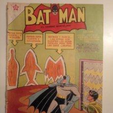 Tebeos: BATMAN 53. NOVARO. AÑO 1958. PROCEDENTE DE ENCUADERNACIÓN.. Lote 231057215