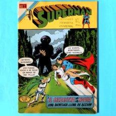 Tebeos: SUPERMÁN - SERIE ÁGUILA, Nº I009 - AÑO 1975 - EDITORIAL NOVARO - ORIGINAL. Lote 221716995
