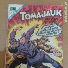Livros de Banda Desenhada: TOMAJAUK N º 159. NOVARO, 1968. TOMAJAUK CONTRA SUS GUERREROS.. Lote 231091240
