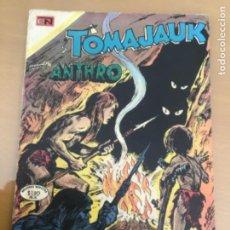Livros de Banda Desenhada: TOMAJAUK N º 183. NOVARO, 1970. ANTHRO, LA ISLA MISTERIOSA.. Lote 231091255