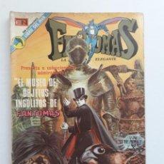 Tebeos: FANTOMAS Nº 129 - ORIGINAL EDITORIAL NOVARO. Lote 231250810