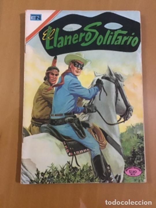 EL LLANERO SOLITARIO N º 243. NOVARO, 1971. (Tebeos y Comics - Novaro - El Llanero Solitario)