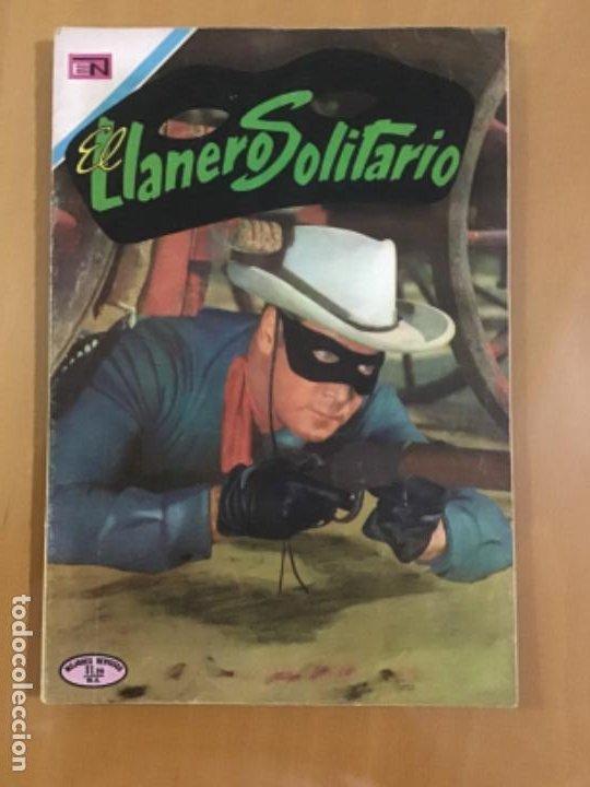 EL LLANERO SOLITARIO N º 254. NOVARO, 1971. (Tebeos y Comics - Novaro - El Llanero Solitario)