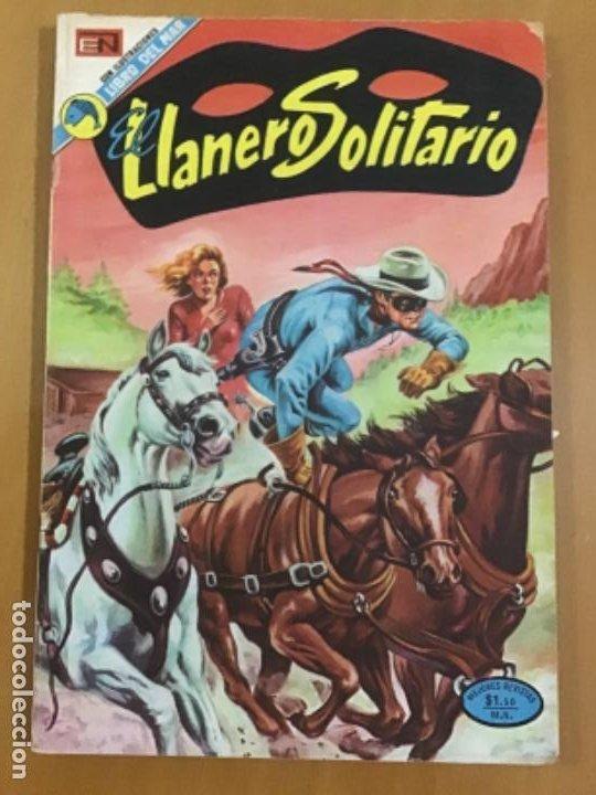 EL LLANERO SOLITARIO N º 295. NOVARO, 1973. (Tebeos y Comics - Novaro - El Llanero Solitario)