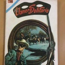 Tebeos: EL LLANERO SOLITARIO N º I - 3. EDITORIAL NOVARO - SERIE AVESTRUZ, 1975.. Lote 231261270