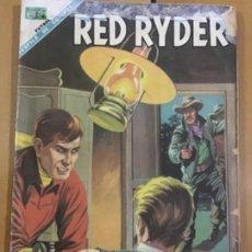 Tebeos: RED RYDER N º 174. EDITORIAL NOVARO, 1968.. Lote 231261985