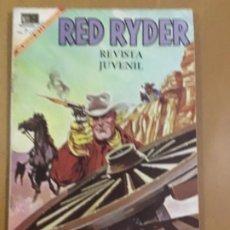 Tebeos: RED RYDER N º 194. EDITORIAL NOVARO, 1969.. Lote 231262010