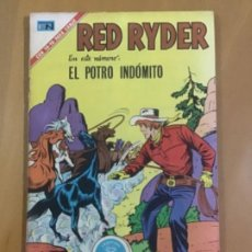 Tebeos: RED RYDER N º 250. EDITORIAL NOVARO, 1971.. Lote 231262015