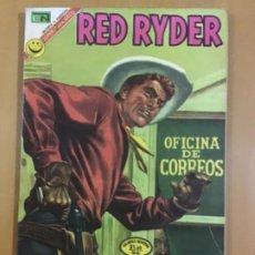 Tebeos: RED RYDER N º 277. EDITORIAL NOVARO, 1972.. Lote 231262030
