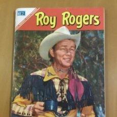 Tebeos: ROY ROGERS, Nº 175. EDITORIAL NOVARO,1967.. Lote 231262315