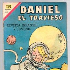 BDs: DANIEL EL TRAVIESO. Nº 74. 1 DE SETIEMBRE DE 1970. NOVARO. Lote 231319250