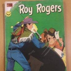 Tebeos: ROY ROGERS, Nº 274. EDITORIAL NOVARO,1972.. Lote 231418095