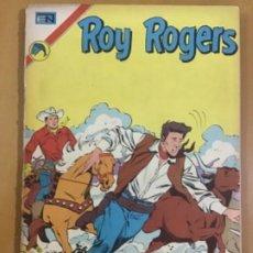 Tebeos: ROY ROGERS, Nº 282. EDITORIAL NOVARO,1972.. Lote 231418380