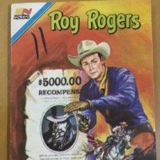Tebeos: ROY ROGERS, Nº 2 - 483. EDITORIAL NOVARO- SERIE AGUILA.1981.. Lote 231419210