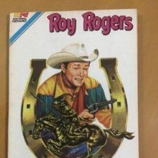 Tebeos: ROY ROGERS, Nº 2 - 484. EDITORIAL NOVARO- SERIE AGUILA.1981.. Lote 231419440