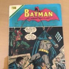 Tebeos: BATMAN, Nº 542. NOVARO, 1970. BATMAN - UN ATAUD A LA MEDIDA. Lote 231540575