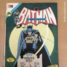 Tebeos: BATMAN, Nº 672 NOVARO, 1973. BATMAN - BRUNO DIAZ...DESCANSA EN PAZ. Lote 231568220