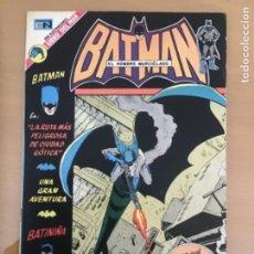 Tebeos: BATMAN, Nº 687 NOVARO, 1973. BATMAN - LA RUTA MAS PELIGROSA DE CIUDAD GOTICA. Lote 231568335