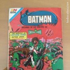 Tebeos: BATMAN, Nº 3 - 62. EDITORIAL NOVARO - SERIE AVESTRUZ, 1983. LINTERNA VERDE - ¡DERROTA¡. Lote 231568420