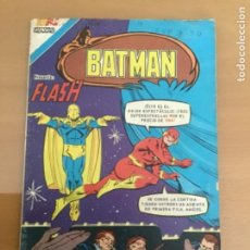Tebeos: BATMAN, Nº 3 - 56. EDITORIAL NOVARO - SERIE AVESTRUZ, 1983. FLASH - ATRAPADO PARA SIEMPRE. Lote 231568540