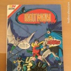 Tebeos: BATMAN, Nº 3 - 39. EDITORIAL NOVARO - SERIE AVESTRUZ, 1983. BATMAN - LA MOSTRUOSA PERSECUCION.. Lote 231612225
