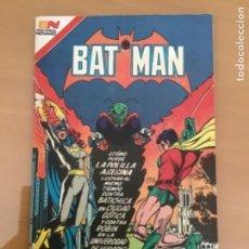 Tebeos: BATMAN, Nº 3 - 27. EDITORIAL NOVARO - SERIE AVESTRUZ, 1983. BATCHICA Y ROBIN.. Lote 231613310