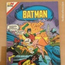 Tebeos: BATMAN, Nº 3 - 23. EDITORIAL NOVARO - SERIE AVESTRUZ, 1982. BATCHICA Y ROBIN.. Lote 231614185