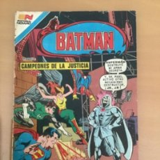 Tebeos: BATMAN, Nº 3 - 9. EDITORIAL NOVARO - SERIE AVESTRUZ, 1981. DOCTOR FATIDICO - FABRICANTE DE PESADILLA. Lote 231615755