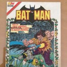 Tebeos: BATMAN, Nº 3 - 7. EDITORIAL NOVARO - SERIE AVESTRUZ, 1981. DOCTOR FATIDICO - FABRICANTE DE PESADILLA. Lote 231616485