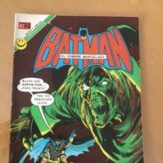 Tebeos: BATMAN, Nº 643. EDITORIAL NOVARO, 1972. BATMAN - EL MONSTRUO FANTASMAGORICO. Lote 231618770