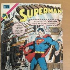 Tebeos: SUPERMAN, Nº 896. EDITORIAL NOVARO, 1973. SUPERNIÑA - LA NIÑA DE LA VENTANA. Lote 231665630