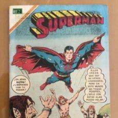 Tebeos: SUPERMAN, Nº 831. EDITORIAL NOVARO, 1972. SUPERMAN - EL EXSUPERMAN. Lote 231678410