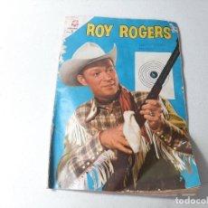 Giornalini: NOVARO : ROY ROGERS - LA TRAMPA DE LOS CUATREROS - AÑO XIII Nº 145 AÑO 1964 ED. NOVARO. Lote 231691330