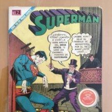 Tebeos: SUPERMAN, Nº 798. EDITORIAL NOVARO, 1971. EL MAGO LOCO. Lote 231724500
