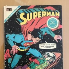 Tebeos: SUPERMAN, Nº 801. EDITORIAL NOVARO, 1971. EL GRAN SECRETO DE SUPERMAN. Lote 231725325