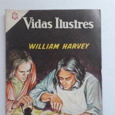 Livros de Banda Desenhada: VIDAS ILUSTRES Nº 123 - WILLIAM HARVEY - ORIGINAL EDITORIAL NOVARO. Lote 231834215