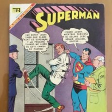 Tebeos: SUPERMAN, Nº 700. EDITORIAL NOVARO, 1969. LA GRAN TRAICION DE CLARK KENT. Lote 231841500