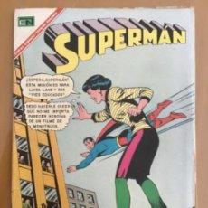Tebeos: SUPERMAN, Nº 613. EDITORIAL NOVARO, 1967.. Lote 231863315