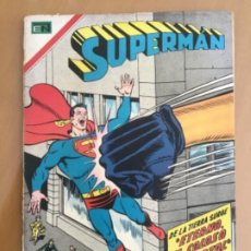 Tebeos: SUPERMAN, Nº 623. EDITORIAL NOVARO, 1967. ETERNO, EL COLOSO INMORTAL. Lote 231864650
