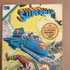 Tebeos: SUPERMAN, Nº 163/163. EDITORIAL NOVARO. 1980.. Lote 231873500