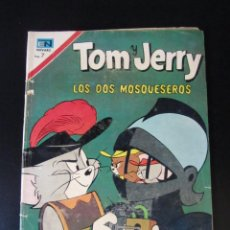 Tebeos: TOM Y JERRY (1951, EMSA / SEA / NOVARO) 299 · 1-II-1964 · TOM Y JERRY. Lote 231891110