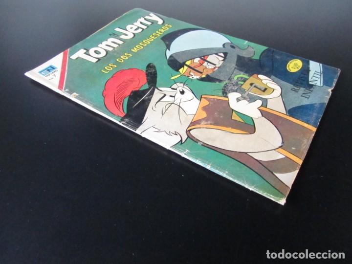 Tebeos: TOM Y JERRY (1951, EMSA / SEA / NOVARO) 299 · 1-II-1964 · Tom y Jerry - Foto 3 - 231891110
