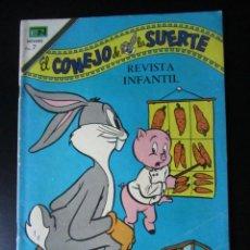Livros de Banda Desenhada: BUGS BUNNY (1950, SEA / NOVARO) -EL CONEJO DE LA SUERTE- 365 · 1-IX-1965 · EL CONEJO DE LA SUERTE. Lote 231894460
