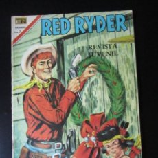 Tebeos: RED RYDER (1954, SEA / NOVARO) 216 · 15-XI-1969 · RED RYDER. Lote 231902520