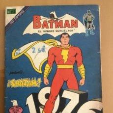 Tebeos: BATMAN, Nº 819. NOVARO, SERIE AGUILA, 1976. Lote 231905750