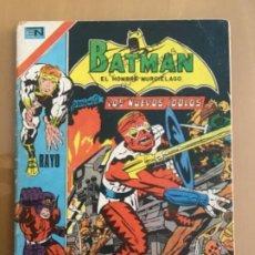 Tebeos: BATMAN, Nº 2 - 866. NOVARO, SERIE AGUILA, 1977.. Lote 231906620